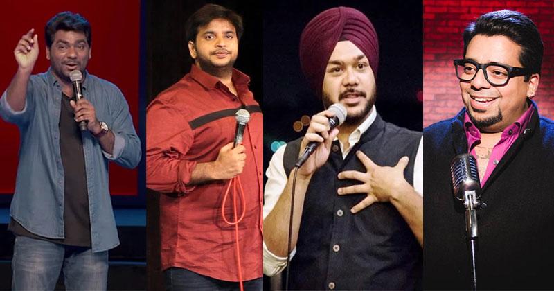 Best Indian StandUp Comedians