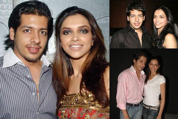 Deepika Padukone and Nihaar Pandya