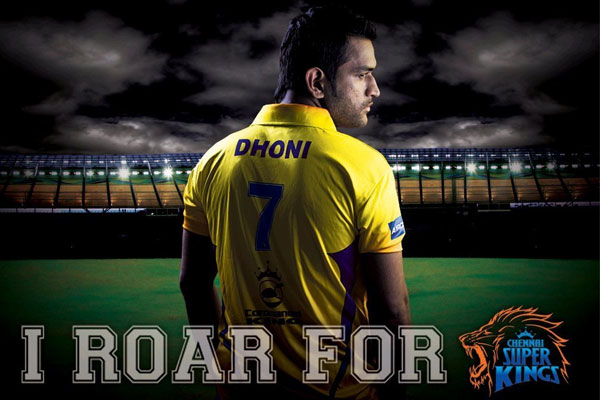 Dhoni For CSK-Facts About CSK