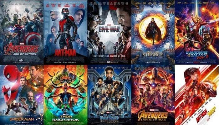 Avengers Endgame Before Movies