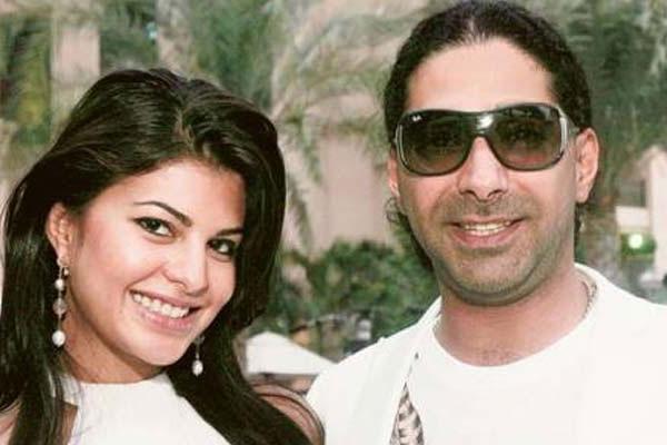Jacqueline Fernandez and Hassan Bin Rashid Al Khalifa