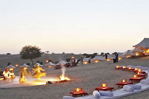 Jaisalmer Honeymoon-Best Honeymoon Places In India