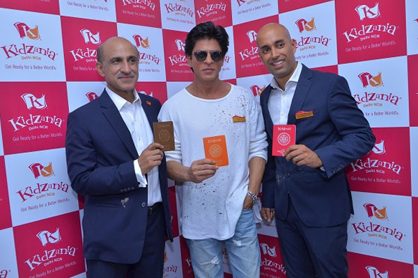 Kidzania Company by shahrukh khan-How Shahrukh Khan Is So Rich