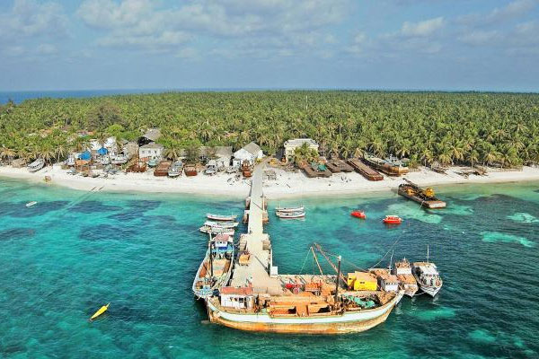 Lakshadweep Islands Honeymoon-Best Honeymoon Places In India