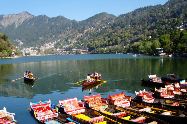 Nainital Honeymoon-Best Honeymoon Places In India