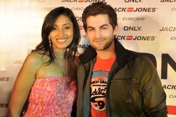 Neil Nitin Mukesh and Priyanka Bhatia