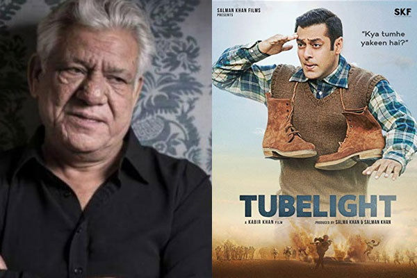 OM Puri Tubelight-Bollywood Actors Who Died Before Release Of Their Last Movie