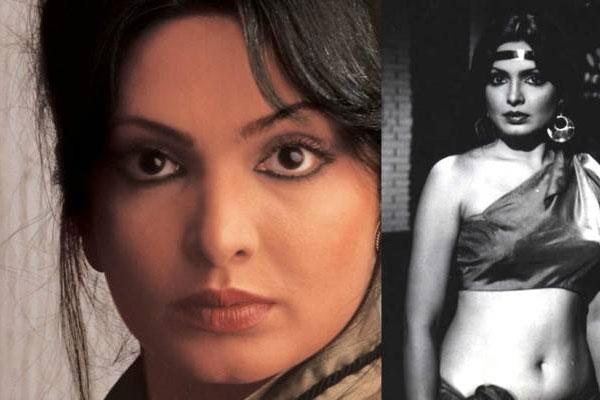 Parveen Babi-Bollywood stars ruined who their career overnight