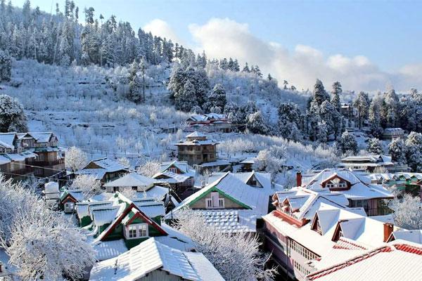 Shimla Honeymoon-Best Honeymoon Places In India