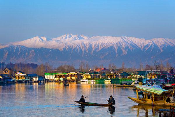 Srinagar Honeymoon-Best Honeymoon Places In India