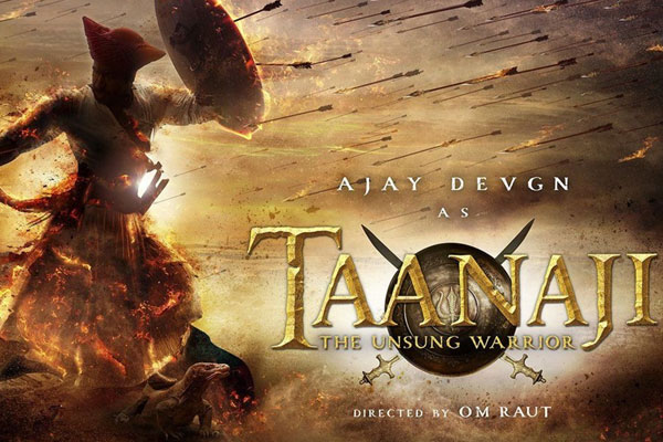 Taanaji The Unsung Warrior-most awaited bollywood movies of 2019