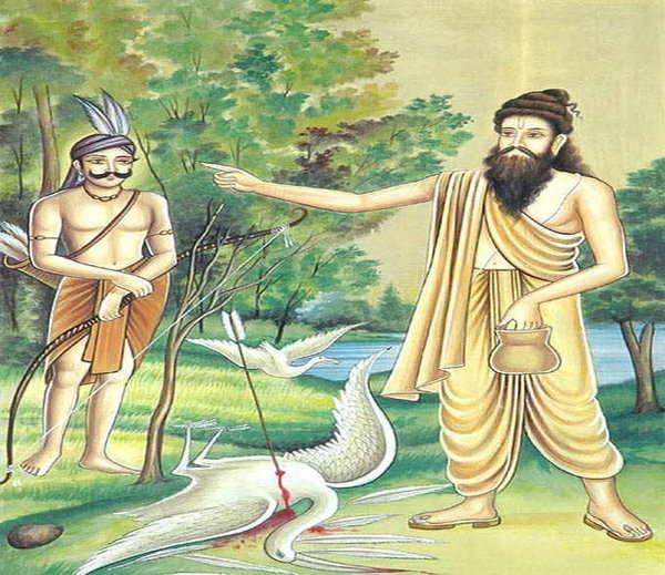Maharishi Valmiki Biography in Hindi