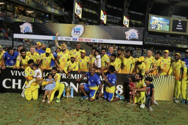 Facts About CSK -Win all match in a season