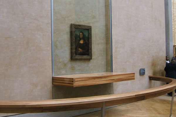 mona lisa room-Interesting Facts About Mona Lisa Painting In Hindi