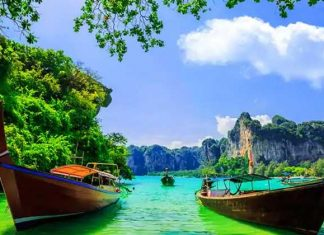 summer vacation places in india