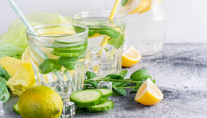 Detox Water For Weight Loss