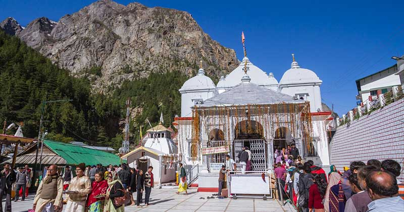 Gangotri Dham History In hindi