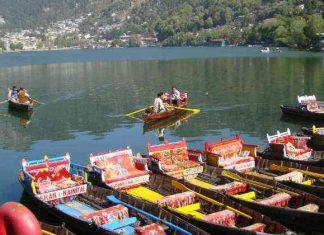 Summer Vacation in Nainital