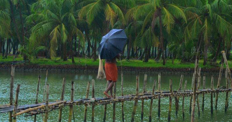 Monsoon Reach Kerala June