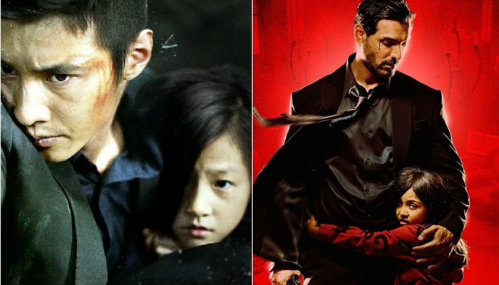 Bollywood movies which are remake of Korean films