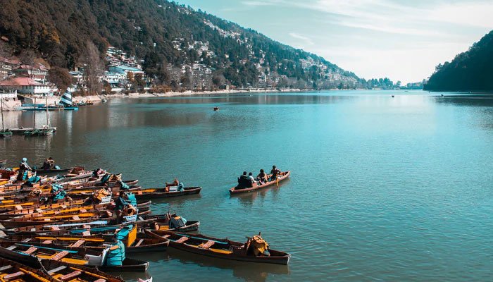 Summer Vacation in Nainital