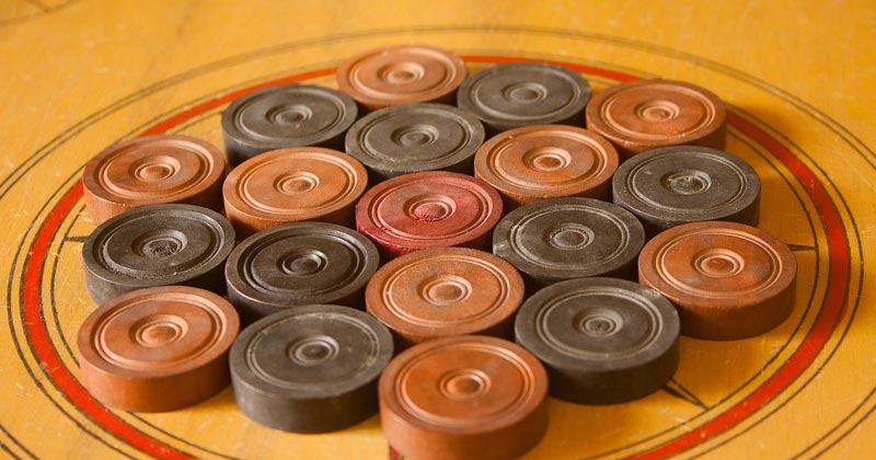 Carrom board rules in hindi