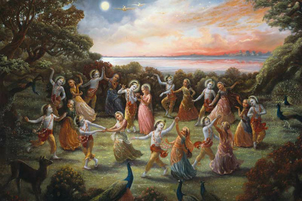 Nidhivan Vrindavan Mystery in Hindi