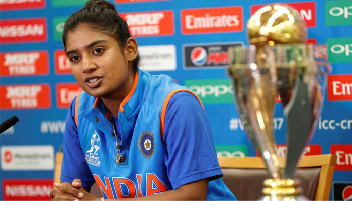 Achievements of Mithali Raj