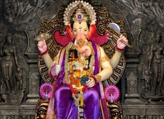 Ganesh Chaturthi history