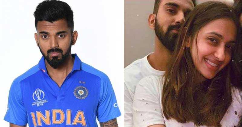 kl rahul on dating akansha ranjan kapoor