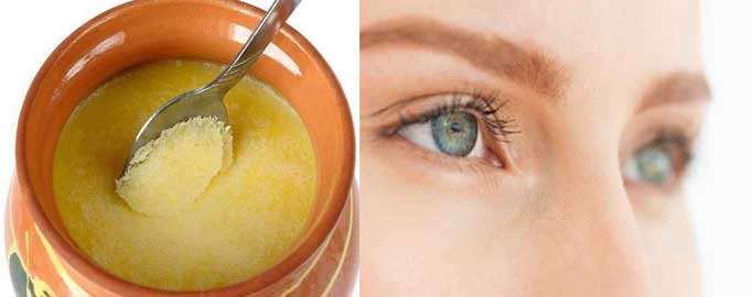 home remedies ghee