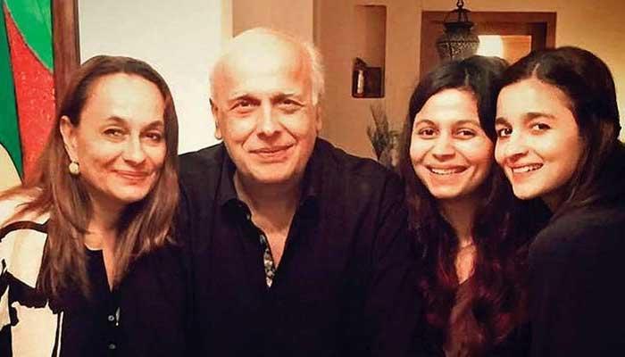 Alia Bhatt family