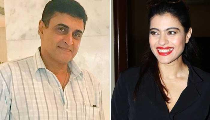 Kajol and Mohnish Behl Relationship