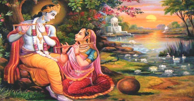 radha and krishna relationship in hindi