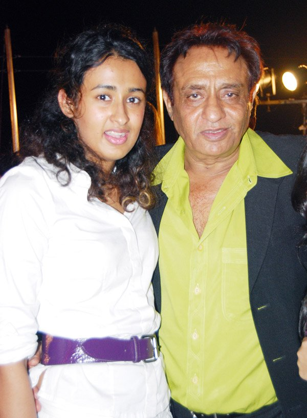 ranjeet daughter