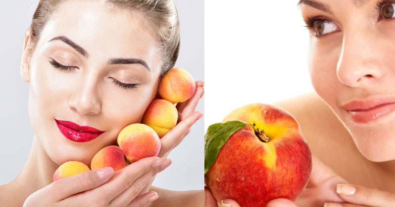Peach Benefits for Face