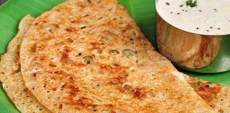 Rava Dosa Recipe in Hindi