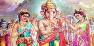 lord ganesha marriage story in hindi