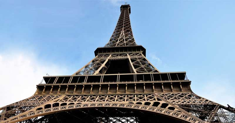 eiffel tower history in hindi