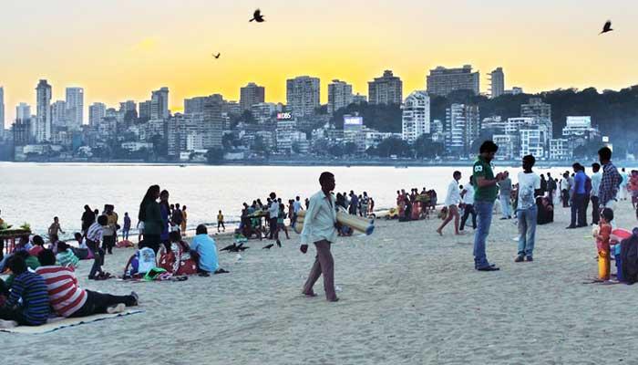 Mumbai Chaupati
