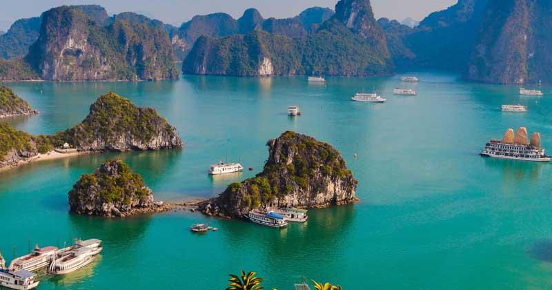 Vietnam me Ghumne ki Jagah
