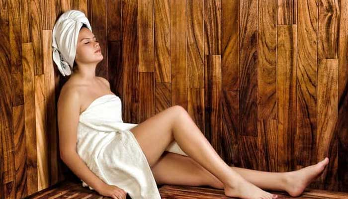 face steam benefits in hindi