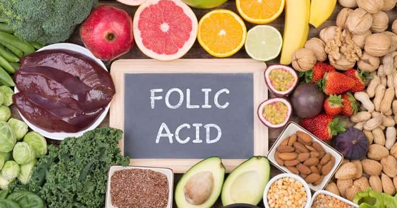 folic acid ke fayde