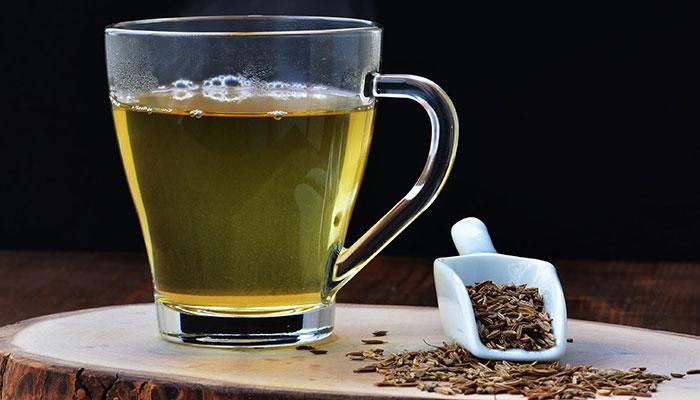 benefits of jeera water