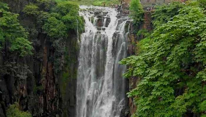 Patal pani waterfall