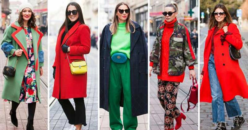 perfect color combinations for clothes