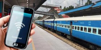 railway station wifi