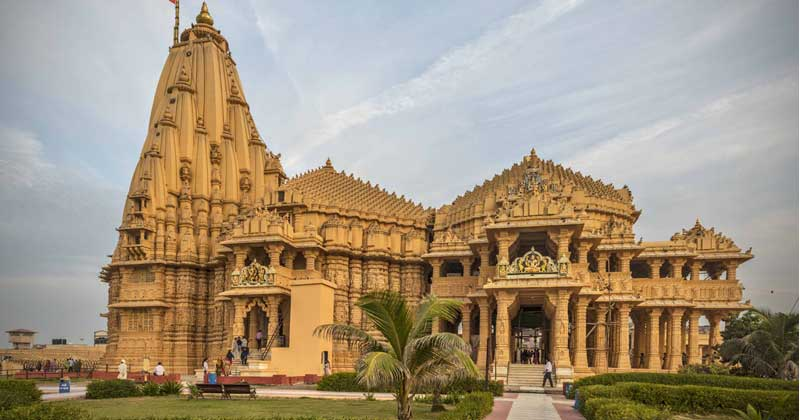 somnath temple history