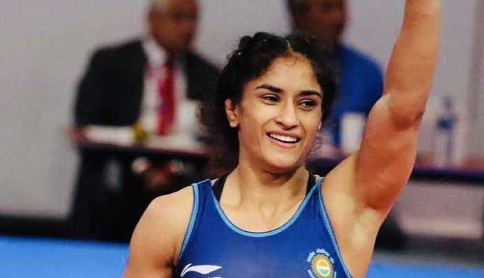 vinesh phogat biography