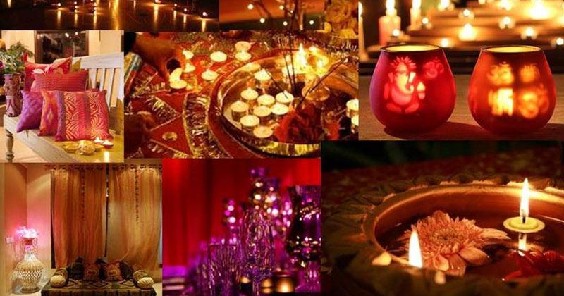Diwali Me Ghar Kaise Sajaye